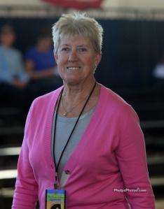 Ground Jury President Lilo Fore (USA) photo (c) PhelpsPhotos.com