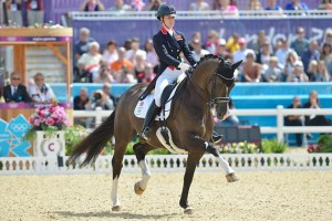 British superstars Charlotte Dujardin and Valegro  © Kit Houghton/ FEI