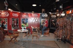 CWD Vendor Booth (c)T Quirk