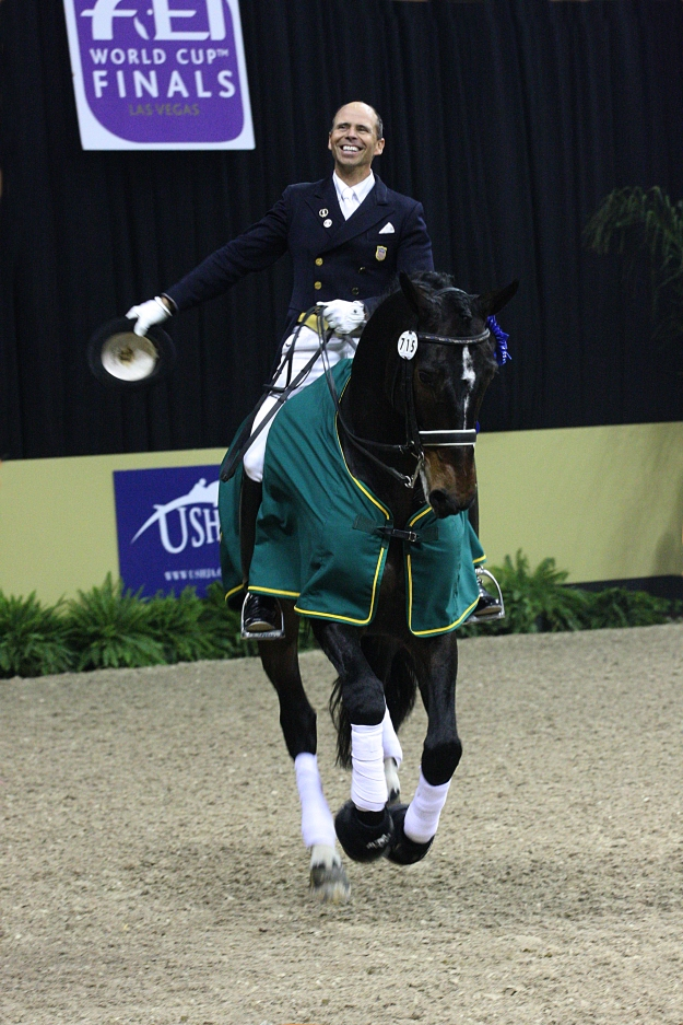 Steffen Peters 2009 (📸)Tony DeCosta